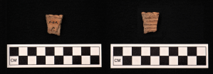 Native American Sherd
